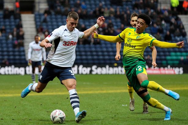 Preston North End vs Norwich City