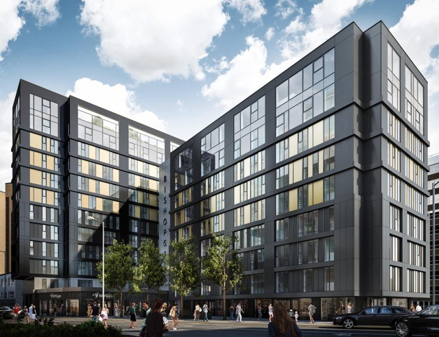 The Heaton Group partners with Studio KMA for Bishopgate Gardens