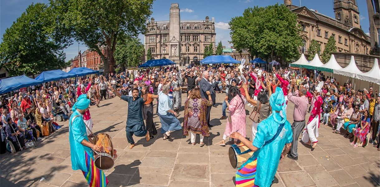 Keep your Saturdays sizzling in Preston this summer with these events