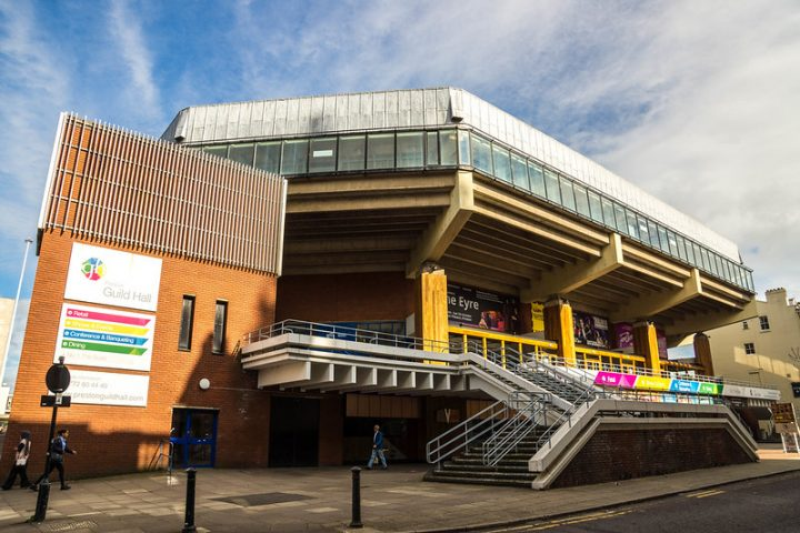 Preston Guild Hall returns to Preston City Council