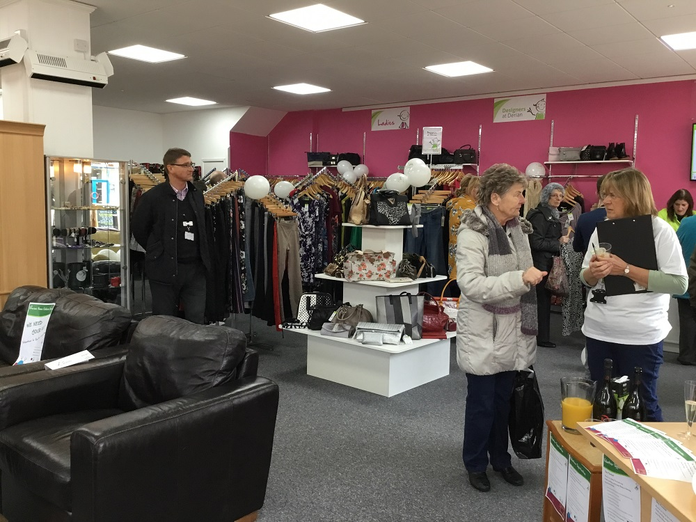 Derian House opens flagship new store in Chorley
