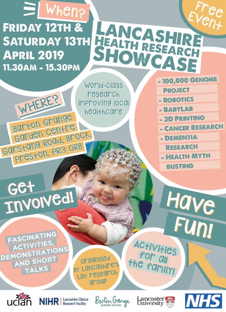 Lancashire Health Research Showcase