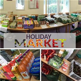 Holiday Markets Summer Success