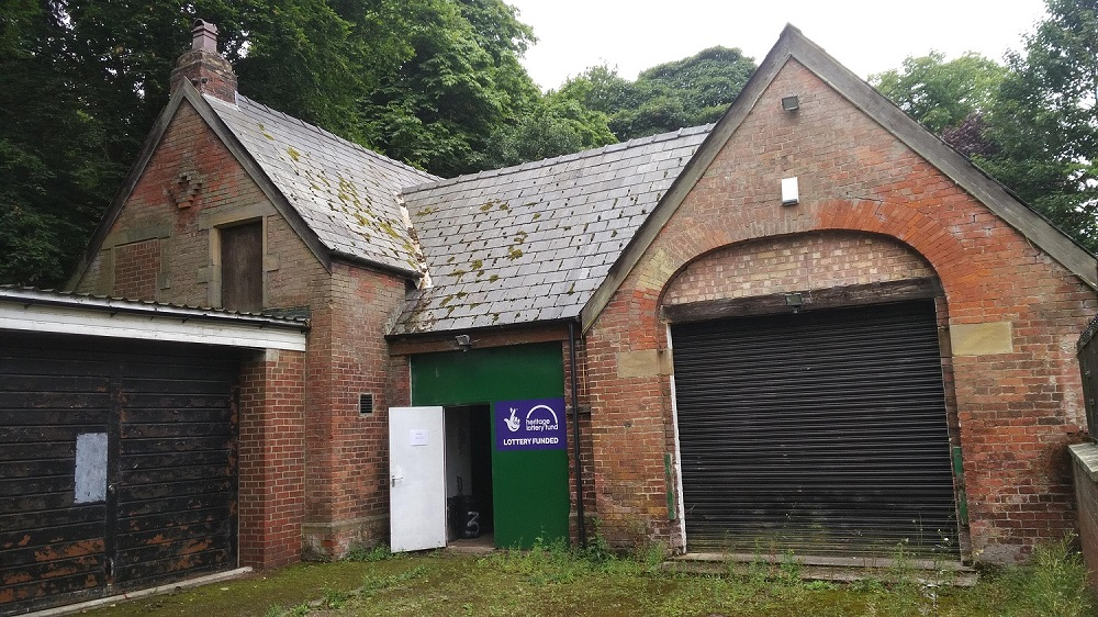 Lottery boost for coach house plan