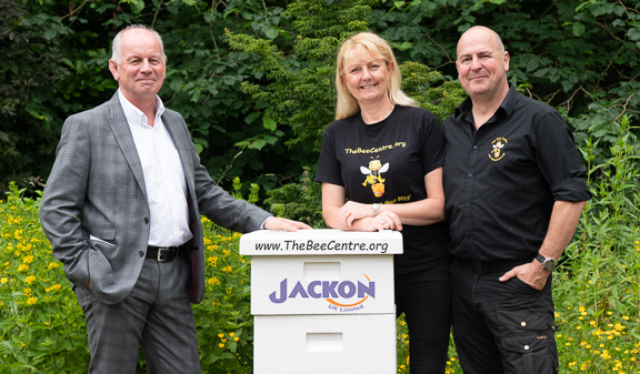 Preston's Bee Centre benefits from new link with Construct Manufacturer