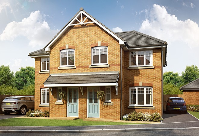 Jones Homes set to complete work on 28 homes at Greenhill Gate