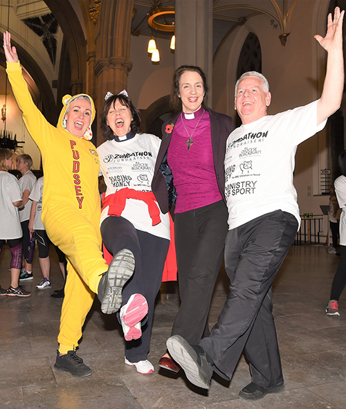 Lancashire to pilot national church sports initiative
