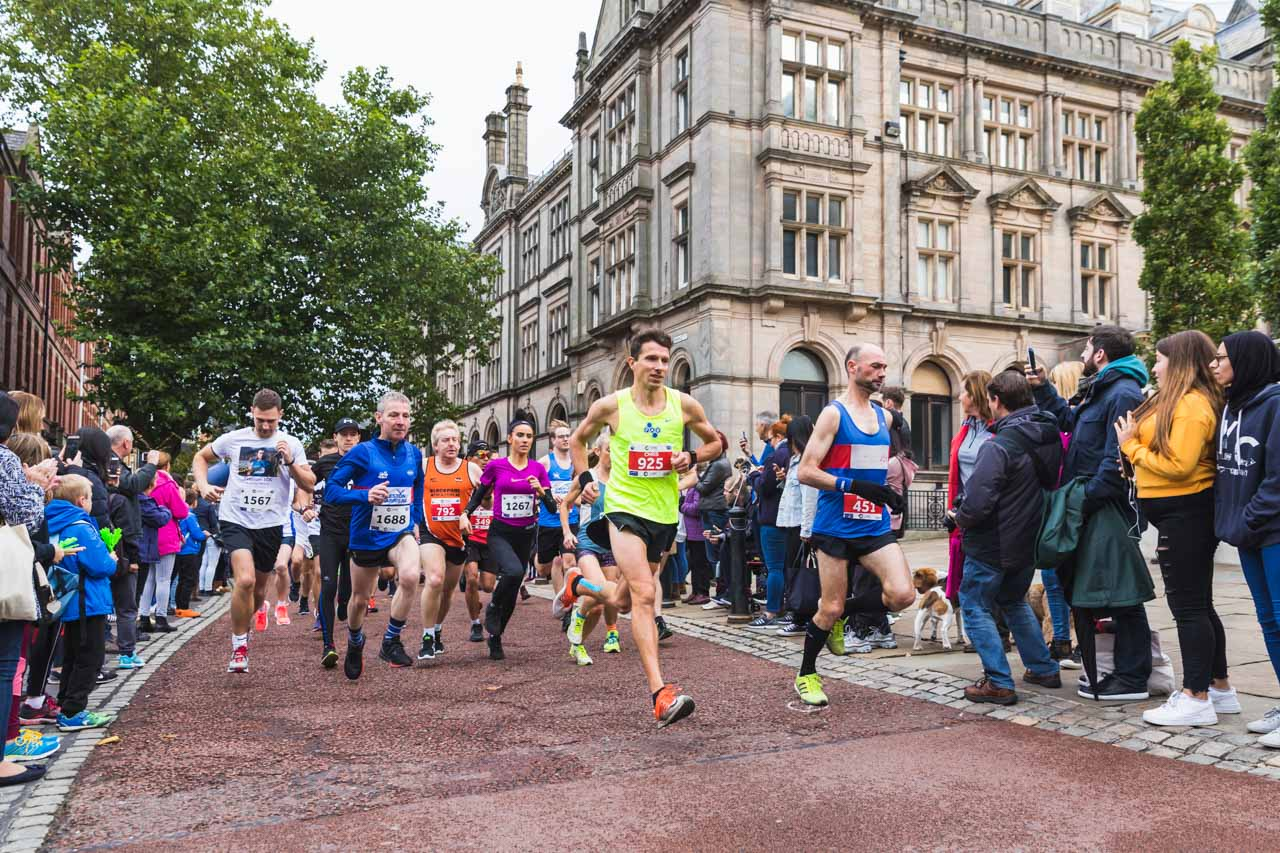 The UCLan City of Preston 10k returns on Sunday 20th October 2019
