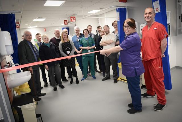 Huge improvements made at Royal Preston Hospital thanks to £1m funding