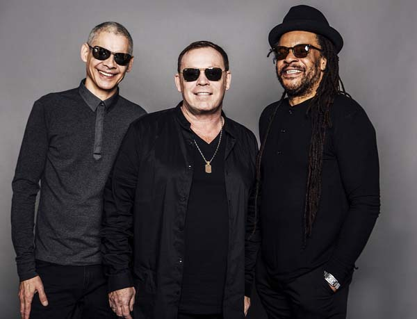 UB40 Reschedules Due To Health Issues