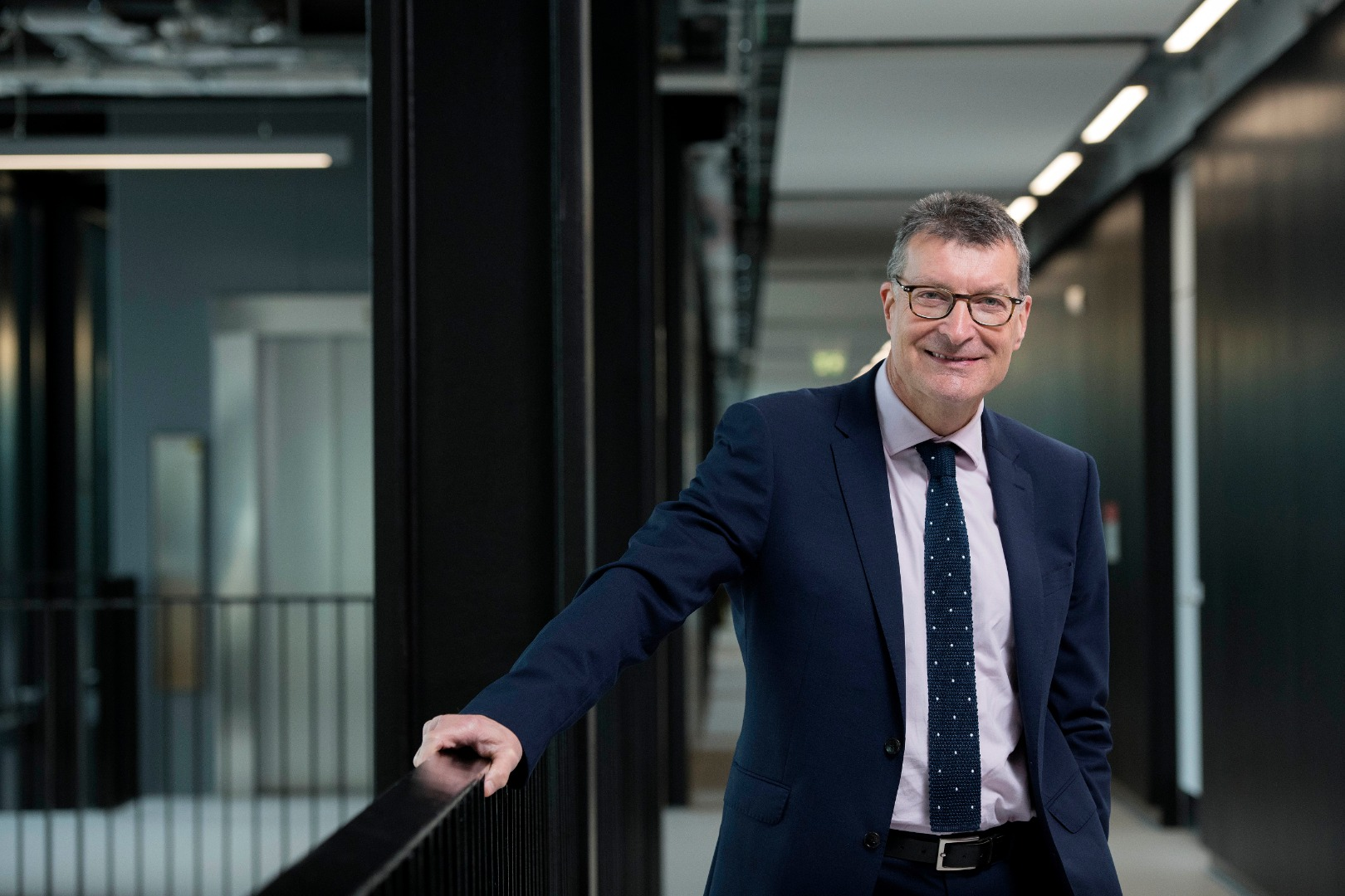 UCLan Vice-Chancellor to turbocharge the future of Maritime's brightest