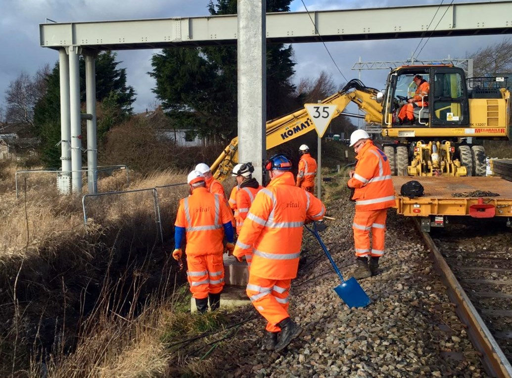 Preston to Blackpool railway reopens on Sundays after vital improvement