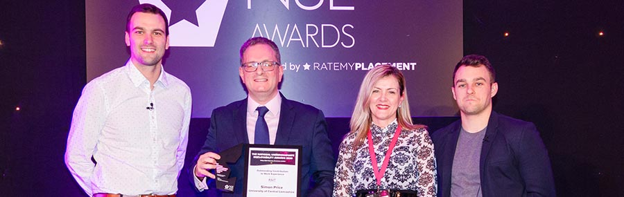 UCLan Law School Lecturer Scoops Top National Legal Employability Award